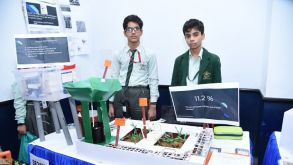 Giving Wings To Science – CBSE Science Exhibition 2019-20