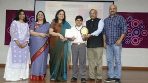 "Felicitating the Victors ""Special Award Ceremony"" 2018-19″"