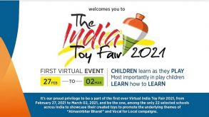 The India Toy Fair 2021