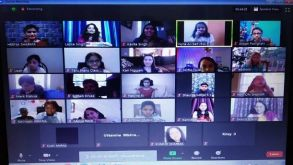 Virtual Exchange Programme With USA Day 1