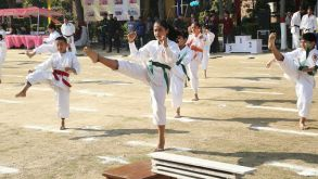 GLIMPSES OF ANNUAL SPORTS MEET – 20