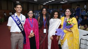 Jaipuria Model United Nations Conference-2019 Day-1 on 3-Aug-2019