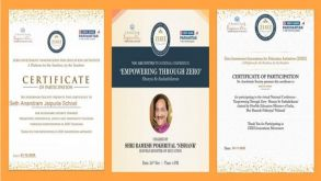 Virtual National Conference on 'Empowering through Zero-'Shunya Se Sashaktikaran'