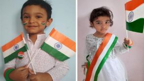 Independence day Celebration Pre-primary