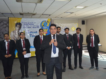 Career Development & Personality Grooming Event for MBA Students