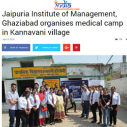 Jaipuria Institute of Management : Press Release