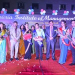 AAGHAAZ, the welcome party for the First Year students of MBA
