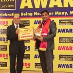 Jaipuria Institute of Management, Ghaziabad felicitated with CSR Excellence in Education Award 2016 for the fourth time