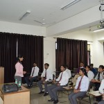 Future Lifestyle Fashion visited the campus on 31st March 2016 for SIP for MBA Batch 2015-17