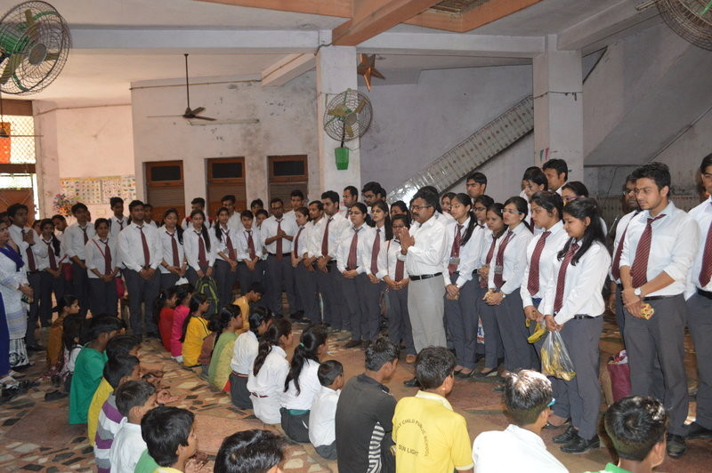 Orphanage Visit  Jaipuria Institute of Management ...