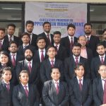 Successful Corporate Certificate Program for MBA Batch 2016-18 on Supply Chain Management