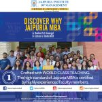 DISCOVER WHY JAIPURIA MBA is Ranked 1st Amongst B-School in Delhi/NCR