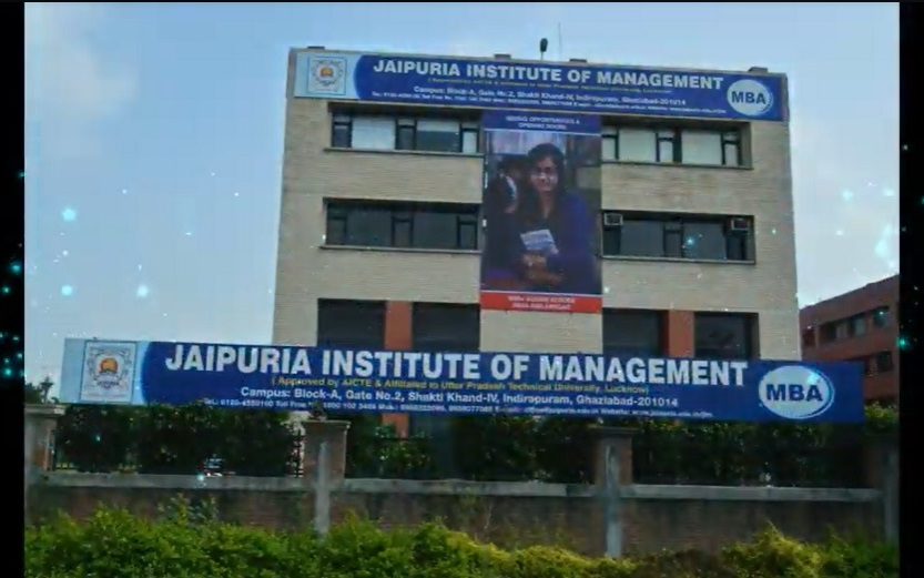 Students of Jaipuria Institute of Management