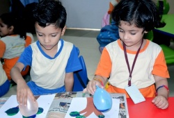 kanpur pre primary 8