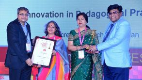 Award for 'Innovative Practices for Academic Excellence'
