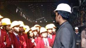 A Visit to RIMJHIM Iron and Steel Factory