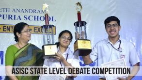 ASISC State Level Debate Competition