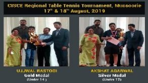 CISCE TT TOURNAMENT / CHESS TOURNAMENT