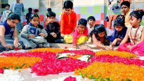 Diwali by Pre – Primary