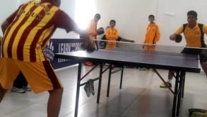 CISCE National Level Table Tennis Tournament (under 17 Boys)