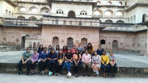 Excursion To Orchha And Jhansi