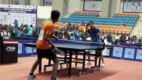 Table Tennis Report  2018 – 19