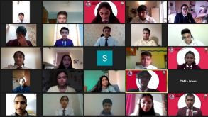 The Millennium School, Dubai Virtual Round Square Conference