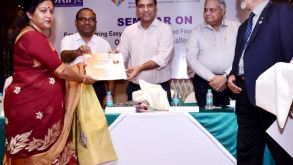 Award for Eminent Educationist Of The Town