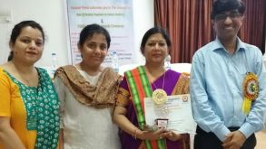 VIBHA EXCELLENCE AWARD CEREMONY
