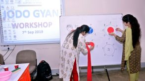 JODO GYAN (MATHS) WORKSHOP