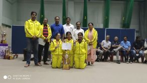 CISCE National Table Tennis Tournament