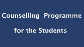 Counselling Programme for the Students