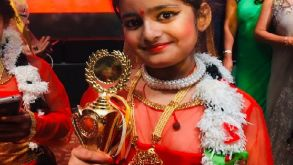 DANCE KANPUR DANCE COMPETITION