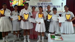 ISC ENGLISH INTER SCHOOL DEBATE COMPETITION 2019