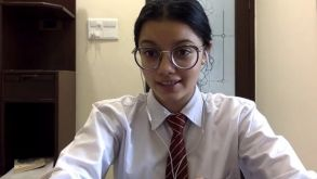 Star Achiever Opines… Ms. Harleen Narang Batch: 2019-2020