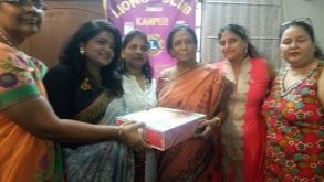 TEACHERS ACKNOWLEDGEMENT BY LIONS CLUB