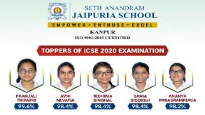 ICSE and ISC toppers 2020