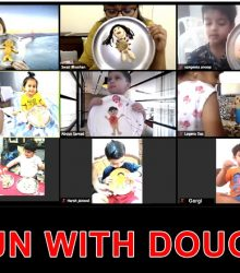DOUGH PLAY ZOOM SESSION