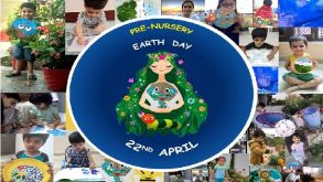 Pre-Nursery Earth Day Celebration