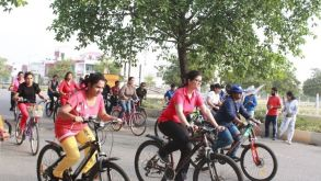 Cyclothon for Mothers