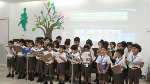 Inter- Class Reading Competition