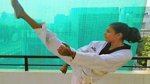Seth Anandram Jaipuria Girl Qualifies for World Taekwondo Partnership Program
