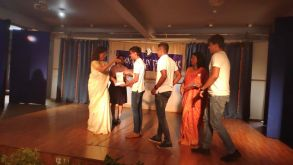 Seth Anandram Jaipuria Lucknow students bag prizes at study hall