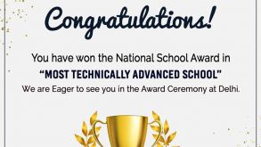 The National School Award for the Most Technically Advanced School