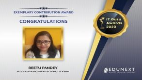 IT Guru Award – Ms. Reetu Pandey