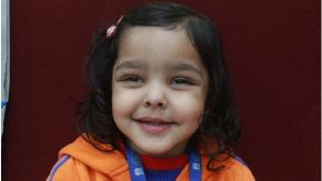 Amyra Sharma of Nursery Ranked 10th in National Level Rhyme Contest