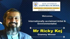 Chief Guest – Mr. Ricky Kej Razzmatazz – Beyond 2020