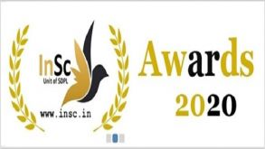 InSc Award – Mr. Pankaj Rathore