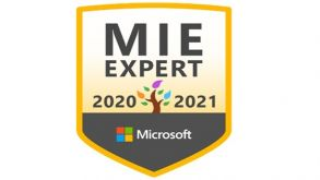 The Microsoft Innovative Educator (MIE) Expert