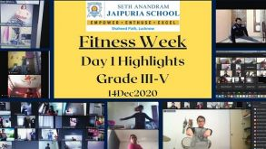 Fitness Week Celebration